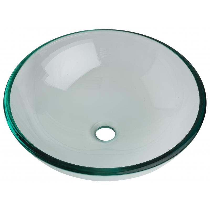 vasque ronde 224 poser en verre d 233 poli diam 232 tre 290 mm hauteur pictures to pin on