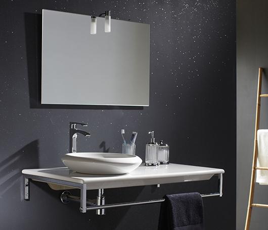 Miroir/Luminaire