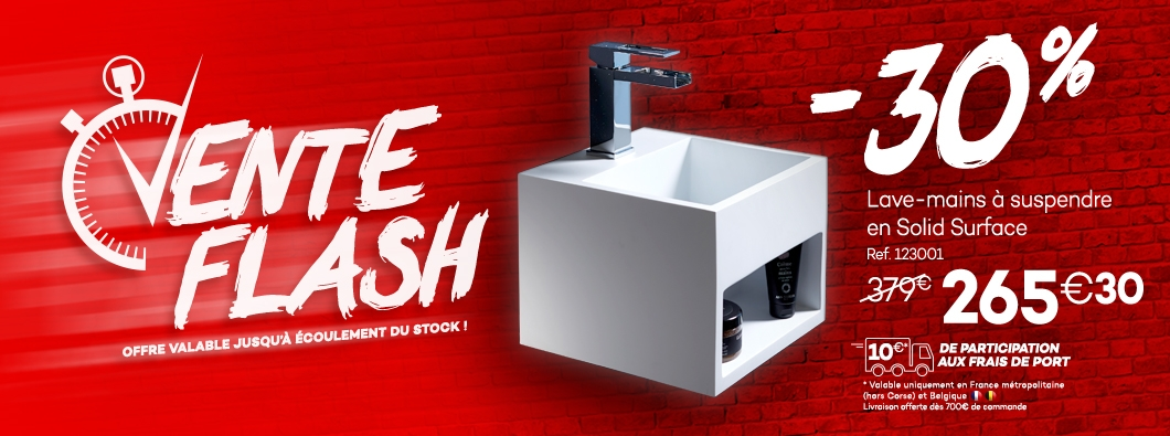 Vente Flash Septembre 2019