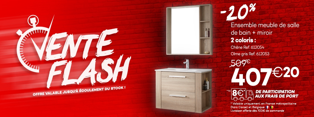 Vente flash Septembre 2018