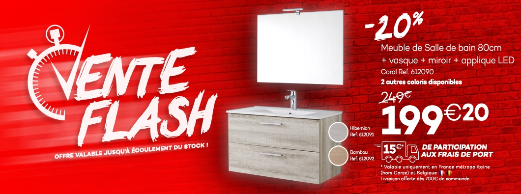 Vente flash Juin 2019